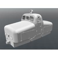 HOナロー  凸型バッテリー機関車(1/87 9mm)
