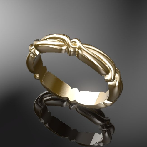 365日の結婚指輪 365-001 リングサイズ6