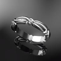 365日の結婚指輪 365-001 リングサイズ7