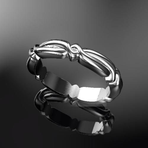 365日の結婚指輪 365-001 リングサイズ14