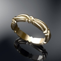 365日の結婚指輪 365-001 リングサイズ17