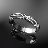 365日の結婚指輪 365-001 リングサイズ18