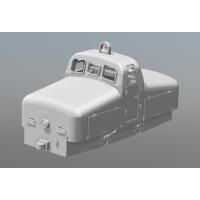 凸型バッテリー機関車(HOナロー 1/87・9mm)
