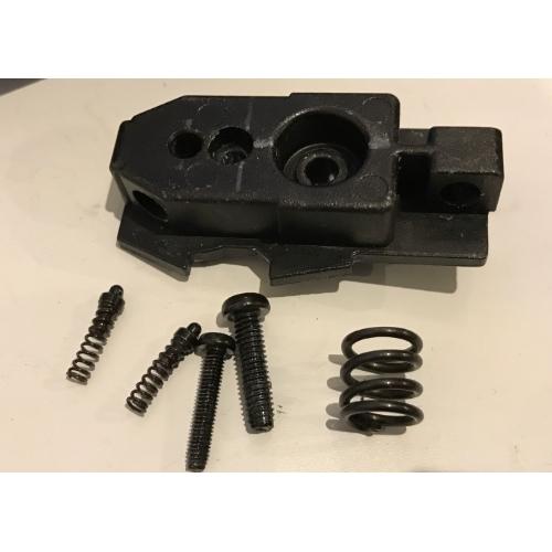 東京マルイ GBB MP7A1専用M4ストックアダプターLow ver6.1