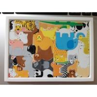 Animal Animal 【40種類の動物パズル】