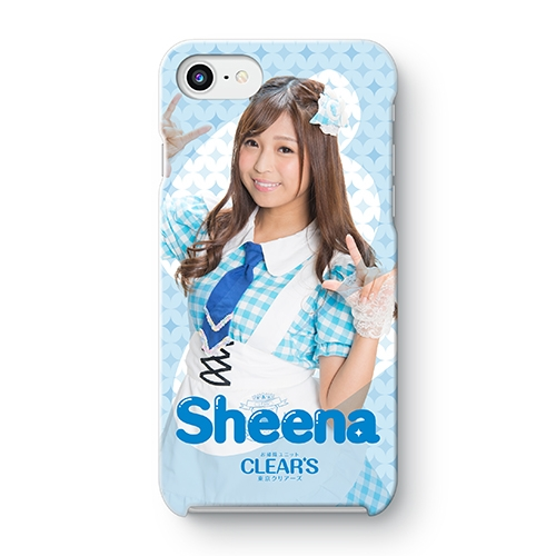 【東京CLEAR'S】 Sheena iPhoneケース