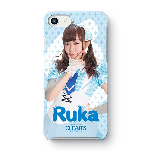 【東京CLEAR'S】 軽辺るか iPhoneケース
