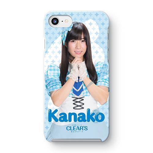 【東京CLEAR'S】 夏奈子 iPhoneケース