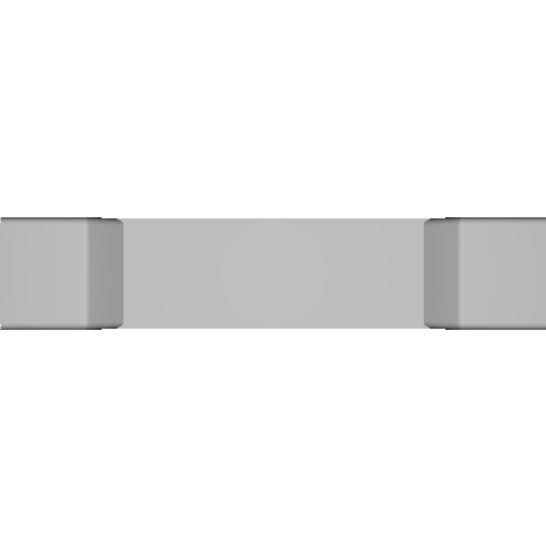 電専用ネームタグ プロトタイプ Type2 長辺35