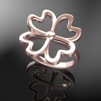 4-Heartleaf-clover-Ring