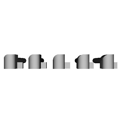 SAA/Starkarms グロック用ノズルリターンスプリングガイド(Gen4ユニット用)
