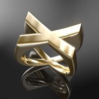 X-Ring メンズクロス