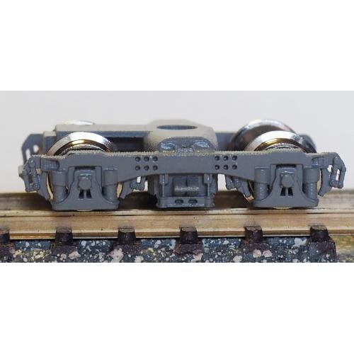 TRK-50台車 4両分【武蔵模型工房 Nゲージ 鉄道模型】