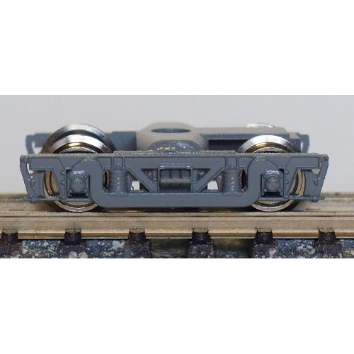 TRN-38(D-18-A)台車 4両分【武蔵模型工房 Nゲージ 鉄道模型】