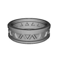 指輪 トリリアント▲▼ 22号