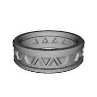 指輪 トリリアント▲▼ 23号