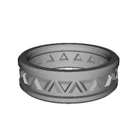 指輪 トリリアント▲▼ 24号