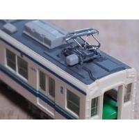 東武タイプ避雷器TOMIX用 12個【武蔵模型工房 Nゲージ 鉄道模型】
