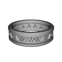 指輪 トリリアント▲▼ 26号