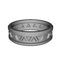 指輪 トリリアント▲▼ 27号