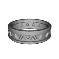 指輪 トリリアント▲▼ 29号