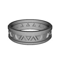 指輪 トリリアント▲▼ 30号