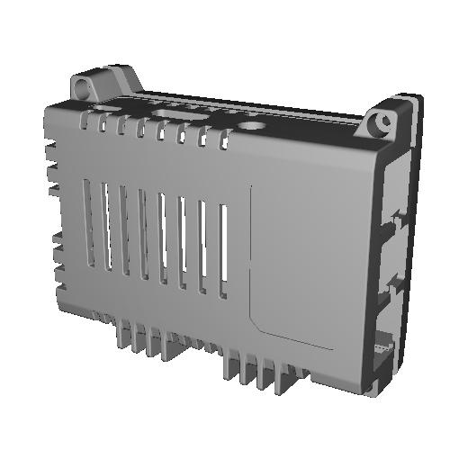 Raspberry Pi 3.5インチ液晶対応ケース