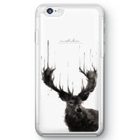 Deer iPhone case (icカード対応)