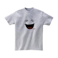 癒し3186Tシャツ S アッシュ(グレー)