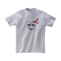 可愛すぎる3186Tシャツ S アッシュ