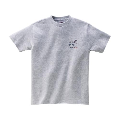 可愛いすぎる3186Tシャツ M アッシュ