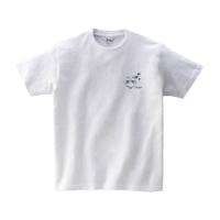 可愛すぎる3186Tシャツ L ホワイト