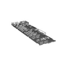 MA s811動力換装用 床下座席+スカート