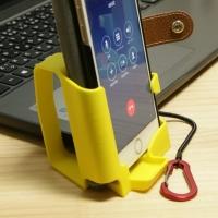 iPhone7plus ホルダー(手持ち通話型)