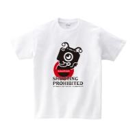 撮影禁止 Tシャツ M ホワイト