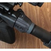 Krytac 電動ガン Kriss Vector用M4パイプアダプター(固定版)