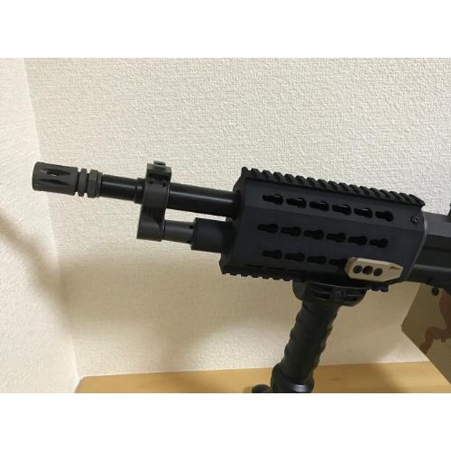 Classic Army製 KAC Stoner LMG用 RAS