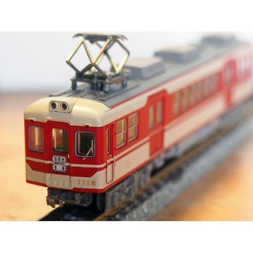 1100系床下機器(タイプ2)【武蔵模型工房 Nゲージ 鉄道模型】