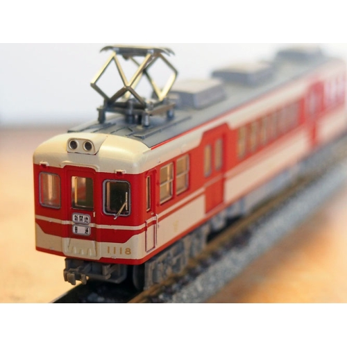 1100系1117F+1350系1353F床下機器セット【武蔵模型工房 Nゲージ 鉄道模型】