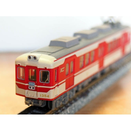 1350系床下機器(タイプ2)2編成分【武蔵模型工房 Nゲージ 鉄道模型】