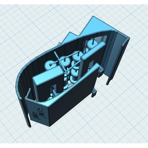 ドリンクホルダーアダプタ(シングルタイプ-3)+車内アクセサリー取付プレートセット