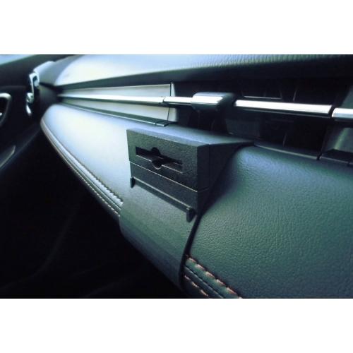 ドリンクホルダーアダプタ(シングルタイプ-3) デミオ(DJ)/CX-3(MC前)用 2個セット