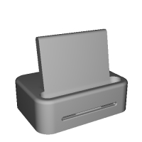 iphone6充電用スタンド2