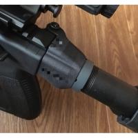 Krytac 電動ガン Kriss Vector用 M4パイプアダプター 固定版 ver.6