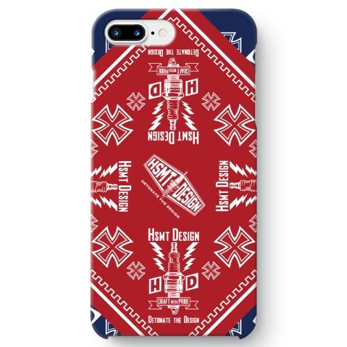 HSMT design BANDANNA  iPhone7 Plusケース