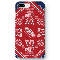 HSMT design BANDANNA  iPhone7 Plusケース
