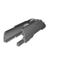 マルイ HK45 ガスブローバック 超軽量ピストン純正ネジ仕様