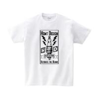 HSMT deign PLUG Tシャツ S ホワイト