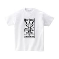 HSMT deign PLUG Tシャツ L ホワイト