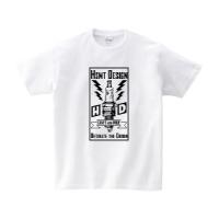 HSMT deign PLUG Tシャツ XL ホワイト